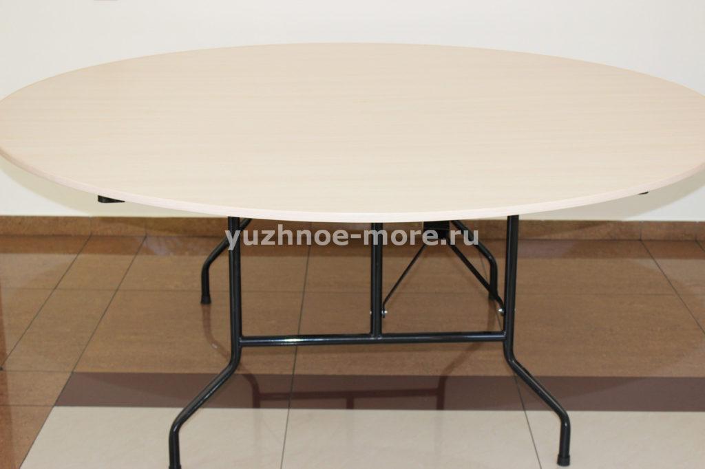 стол банкетный D 180 (3)